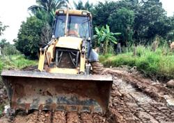 Prefeitura intensifica ações na área de infraestrutura durante o mês de março – Divulgação