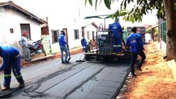 Os vereadores Romildo Rodrigues e Felipin solicitaram 5 km de asfalto para os povoados Cumaru, Nova Brasília, Caju e Boca da Mata – Divulgação