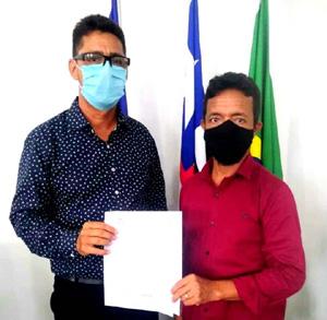 Vereador Josimar do Joca reivindicou ações da Prefeitura de Buritirana