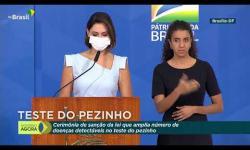 Sanção do PL que amplia doenças detectáveis no Teste do Pezinho