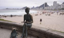 Rio de Janeiro tem primeiro fim de semana de praias liberas pela flexibilização da Prefeitura