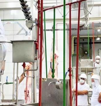 Fechados por causa da pandemia,  frigorífico e laticínio reabrem  as portas no Tocantins
