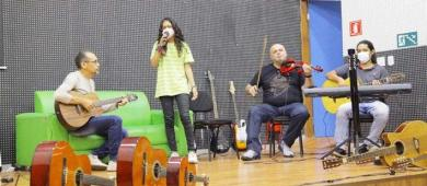 Semana Cultural divulga talentos  descobertos pelo Conservatório  de Música deImperatriz