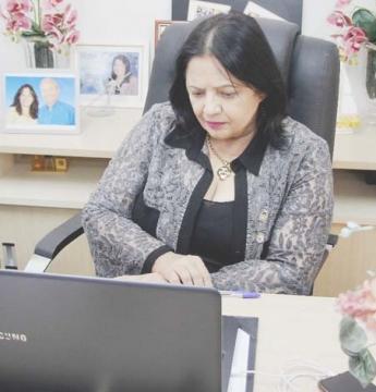Convidada da CNBB, Valderez  reforça políticas públicas que  combatam desigualdades