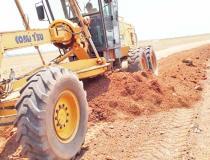 Governo do Tocantins intensifica  manutenção de rodovias na  região sul do Estado