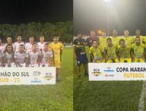 Terceira etapa da Copa Maranhão do Sul Sub-23 define seus finalistas