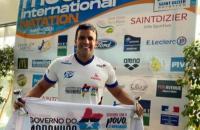 Frederico Castro coloca o Maranhão no pódio em competição na França