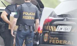 PF faz operação em 4 cidades do Tocantins por fraude em licitação de estradas
