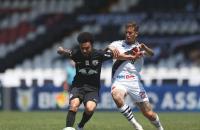 Vasco empata com Bragantino e entra, provisoriamente, no G4