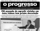 O PROGRESSO ONLINE