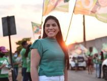 Mariana Carvalho confirma presença no debate da TV Difusora Sul