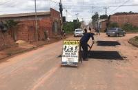 Prefeitura avança na recuperação de ruas, drenagens e terraplenagens nos bairros de Imperatriz