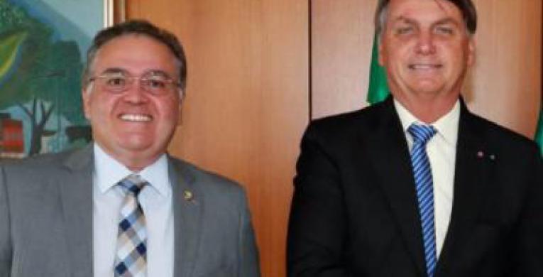 Bolsonaro visita Imperatriz nesta quinta-feira