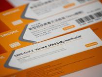 Anvisa autoriza importação de matéria-prima para vacina