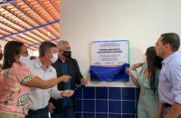 Escola Municipal Eliza Nunes é inaugurada com participação da comunidade escolar