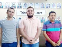 Novatos, vereadores vão a Câmara de Araguaína e participam da sessão