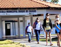Araguaína encerra hoje, matrículas na Rede Municipal de Ensino