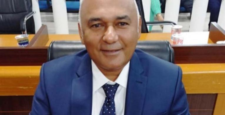 Buzuca, vereador, ex-presidente da FCI e do Cavalo de Aço, morre de covid-19, aos 52 anos