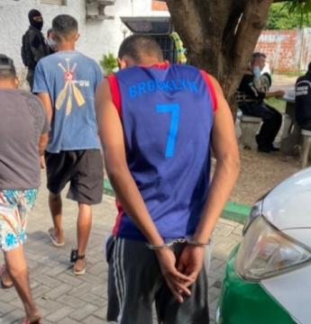 Operação Trabalhador: prende acusados de roubo, homicídio e estupro