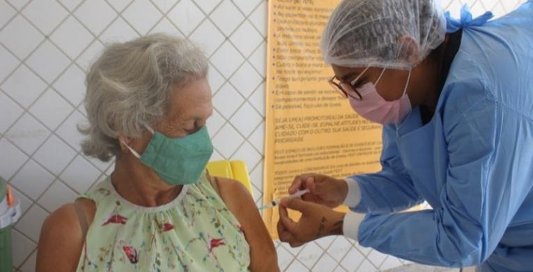 Imperatriz inicia terceira fase de imunização contra H1N1