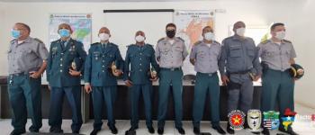 CPAI-3 realiza formatura de promoção a oficiais da Polícia Militar do Maranhão