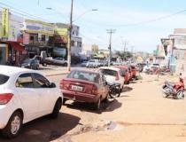 Avenida comercial em Araguaína vai ganhar calçadas com acessibilidade