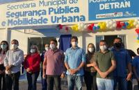 Inaugurado Posto Avançado do Detran-MA em Gonçalves Dias
