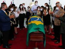 Bolsonaro decreta luto oficial de três dias por morte de Marco Maciel