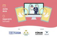 Mais de 200 casais vão participar do Casamento Comunitário virtual de Imperatriz