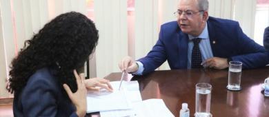 Hildo Rocha cobra agilidade na execução de obras pactuadas entre Funasa e prefeituras do Maranhão