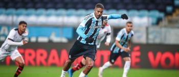 Grêmio avança para quartas de final da Copa do Brasil
