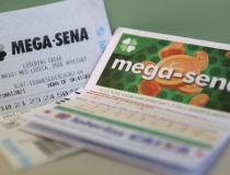 Mega-Sena sorteia nesta quarta-feira prêmio acumulado em R$ 46 milhões