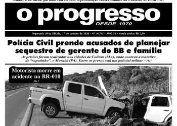 O PROGRESSO - 17 de outubro de 2020