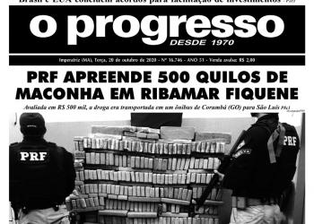 O PROGRESSO - 20 de outubro de 2020
