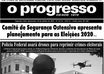 O PROGRESSO - 28 de outubro de 2020