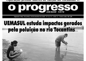 O PROGRESSO - 24 de novembro de 2020
