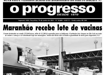 O PROGRESSO - 19 de janeiro de 2021