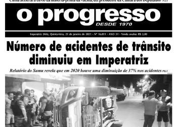 O PROGRESSO - 21 de janeiro de 2021