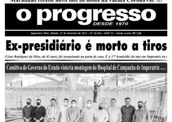O PROGRESSO - 27 de fevereiro de 2021