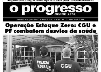 O PROGRESSO - 03 de março de 2021