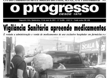O PROGRESSO - 13 de maio de 2021