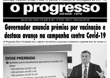 O PROGRESSO - 19 de junho de 2021