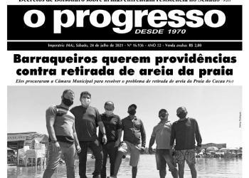 O PROGRESSO - 24 de julho de 2021