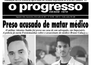 O PROGRESSO - 26 de julho de 2021