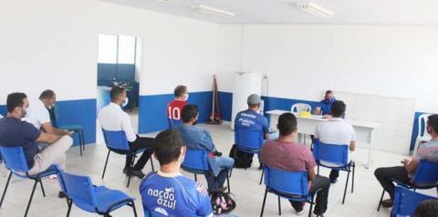 II Copa Municipal dos Servidores começa dia 4 de outubro