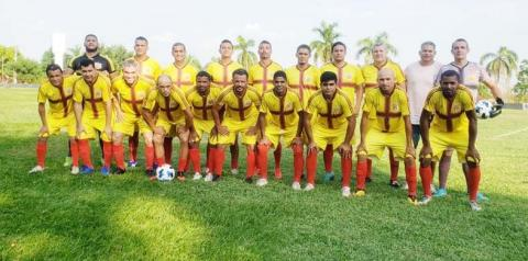 Master: JV Legendários lidera o grupo A e o Maranhão do Sul o B