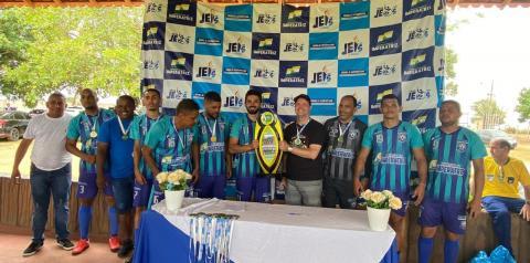 Sedel é bicampeã da Copa Municipal dos Servidores 2020