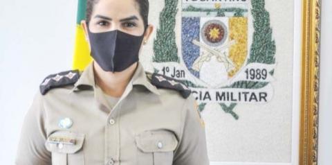 Capitã da PMTO é a primeira militar do Tocantins aprovada para missões de paz da ONU