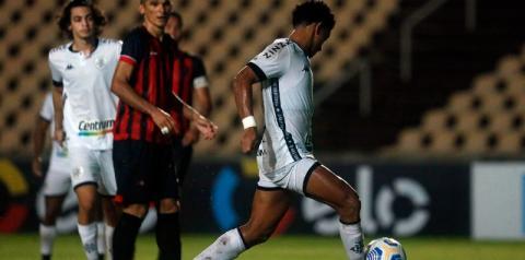 Botafogo goleia Moto Club na estreia da Copa do Brasil