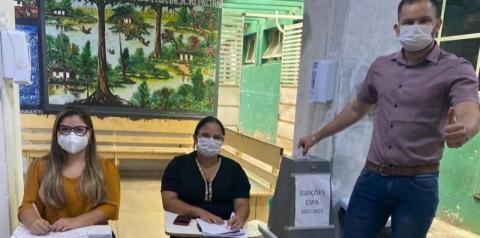 Socorrão realiza eleições para composição da Comissão Interna de Prevenção de Acidentes
